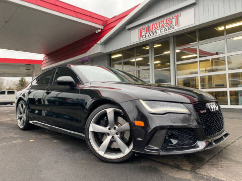 2014 Audi RS 7 for sale at Furrst Class Cars LLC  - Independence Blvd. in Charlotte NC