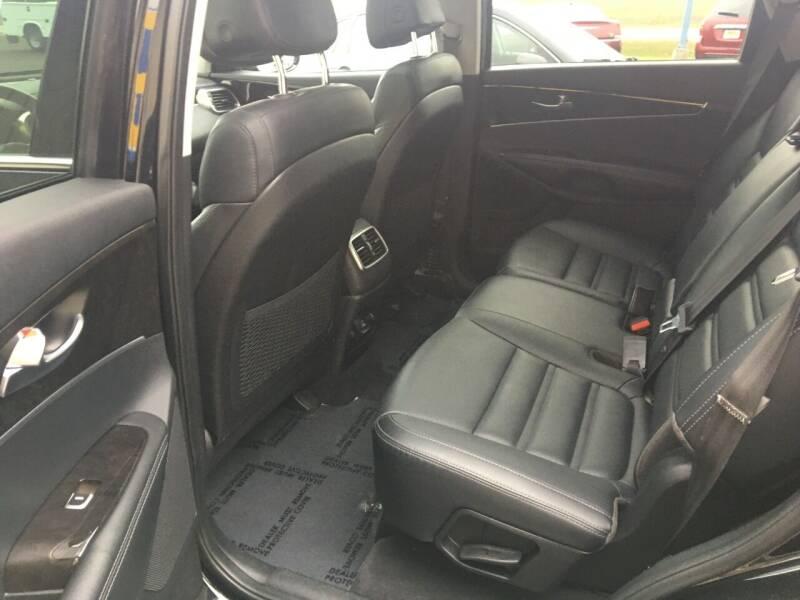 2017 Kia Sorento AWD EX V6 4dr SUV - Wisconsin Rapids WI
