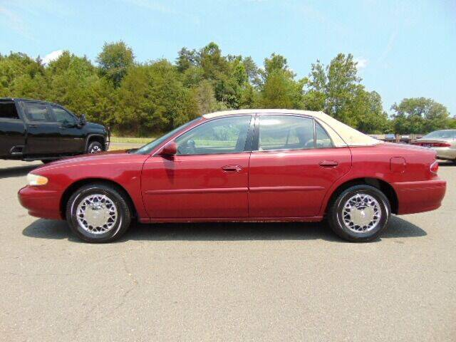 2004 Buick Century for sale at E & M AUTO SALES in Locust Grove VA