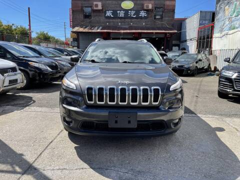 2016 Jeep Cherokee for sale at TJ AUTO in Brooklyn NY