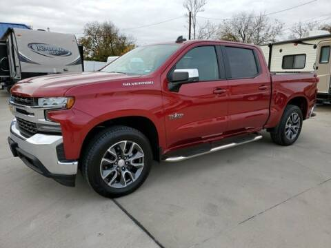 2019 Chevrolet Silverado 1500 for sale at Kell Auto Sales, Inc in Wichita Falls TX