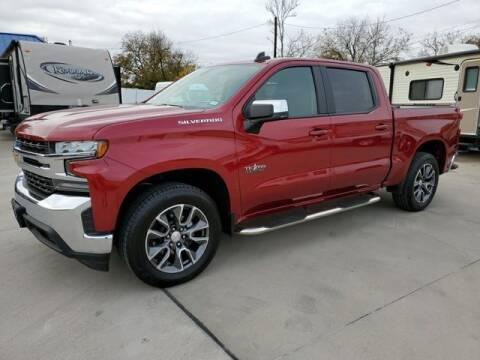 2019 Chevrolet Silverado 1500 for sale at Kell Auto Sales, Inc - Grace Street in Wichita Falls TX