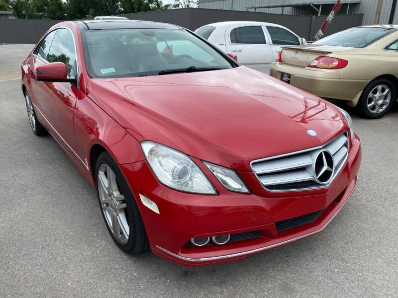 2010 Mercedes-Benz E-Class for sale at Auto Solutions in Warr Acres OK