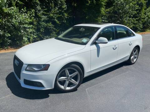 2009 Audi A4 for sale at Import Performance Sales in Raleigh NC