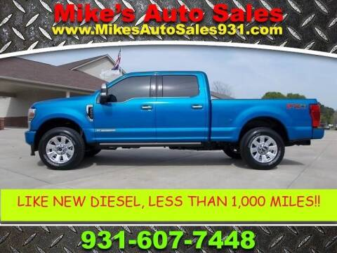 2021 Ford F-350 Super Duty for sale at Mike's Auto Sales in Shelbyville TN