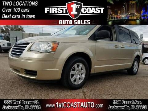 2010 Chrysler Town and Country for sale at 1st Coast Auto -Cassat Avenue in Jacksonville FL