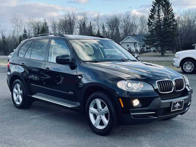 2008 BMW X5 for sale at LUXURY IMPORTS in Hermantown MN