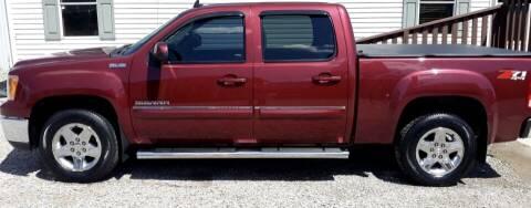 2013 GMC Sierra 1500 for sale at Summit Motors LLC in Morgantown WV