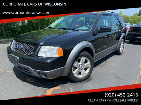 2006 Ford Freestyle for sale at CORPORATE CARS OF WISCONSIN in Sheboygan WI