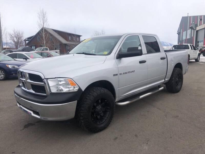 2012 RAM Ram Pickup 1500 for sale at Snyder Motors Inc in Bozeman MT