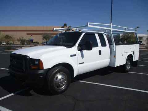 2006 Ford F-350 Super Duty for sale at Corporate Auto Wholesale in Phoenix AZ
