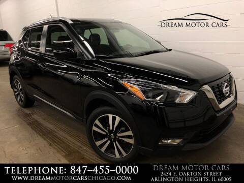 2018 Nissan Kicks for sale at Dream Motor Cars in Arlington Heights IL