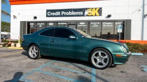 2002 Mercedes-Benz CLK for sale at Car Depot in Miramar FL