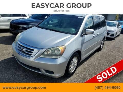 2010 Honda Odyssey for sale at EASYCAR GROUP in Orlando FL