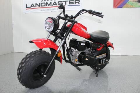 2021 Massimo MB 200 MINI BIKE for sale at Lansing Auto Mart in Lansing KS