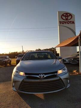 2015 Toyota Camry for sale at Quality Toyota in Independence KS