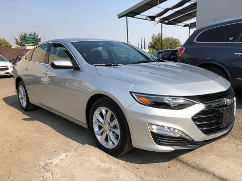 2020 Chevrolet Malibu for sale at AUTO NATIX in Tulare CA