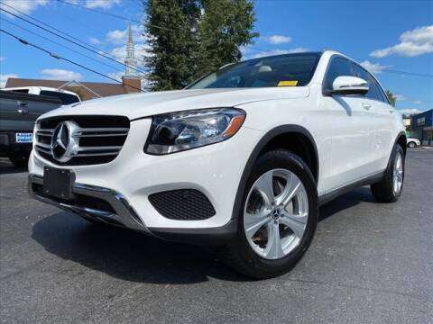 2017 Mercedes-Benz GLC for sale at iDeal Auto in Raleigh NC