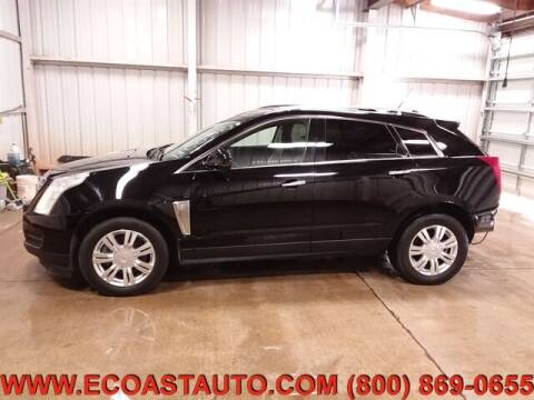 2014 Cadillac SRX for sale at East Coast Auto Source Inc. in Bedford VA