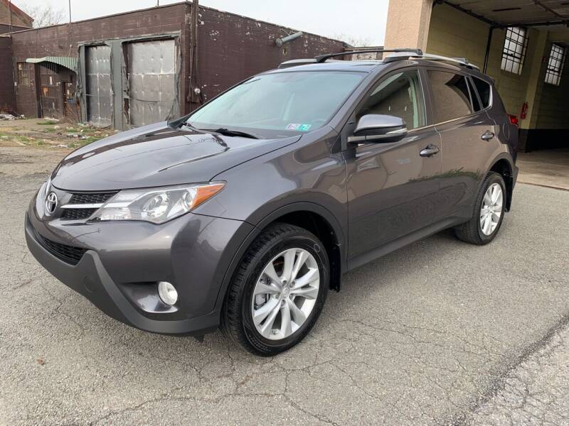 2013 Toyota RAV4 for sale at Red Top Auto Sales in Scranton PA