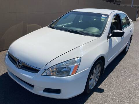 2007 Honda Accord for sale at Blue Line Auto Group in Portland OR