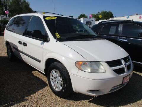 2005 Dodge Grand Caravan for sale at Advantage Auto Brokers Inc in Greeley CO
