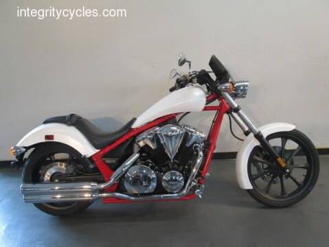 2014 Honda Fury for sale at INTEGRITY CYCLES LLC in Columbus OH