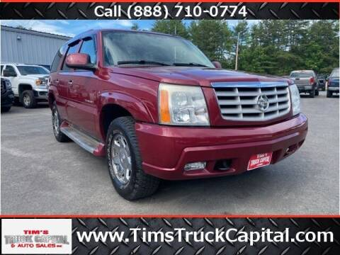 2006 Cadillac Escalade for sale at TTC AUTO OUTLET/TIM'S TRUCK CAPITAL & AUTO SALES INC ANNEX in Epsom NH