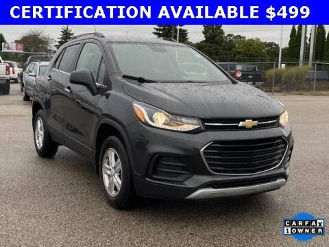 2017 Chevrolet Trax for sale at Betten Baker Preowned Center in Twin Lake MI