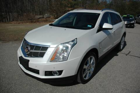 2010 Cadillac SRX for sale at Bruce H Richardson Auto Sales in Windham NH