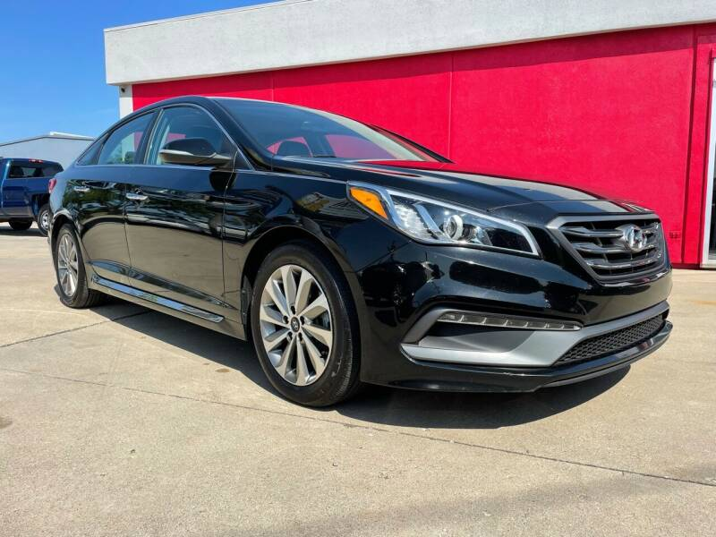2017 Hyundai Sonata for sale at Hirschy Automotive in Fort Wayne IN