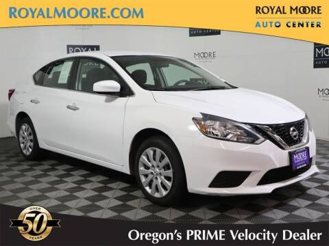 2017 Nissan Sentra for sale at Royal Moore Custom Finance in Hillsboro OR