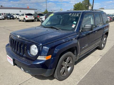 2014 Jeep Patriot for sale at De Anda Auto Sales in South Sioux City NE