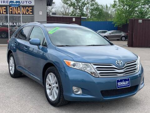 2010 Toyota Venza for sale at Stanley Direct Auto in Mesquite TX