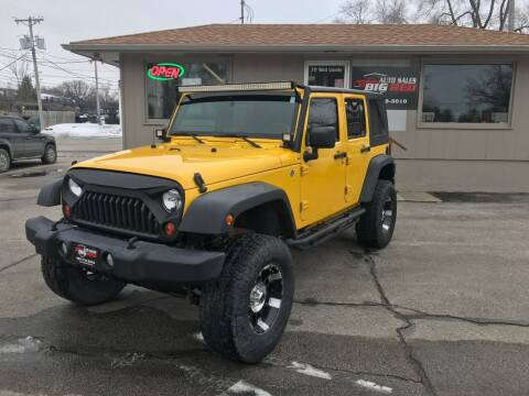 2009 Jeep Wrangler Unlimited for sale at Big Red Auto Sales in Papillion NE
