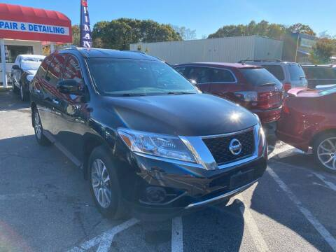 2013 Nissan Pathfinder for sale at Sandy Lane Auto Sales and Repair in Warwick RI