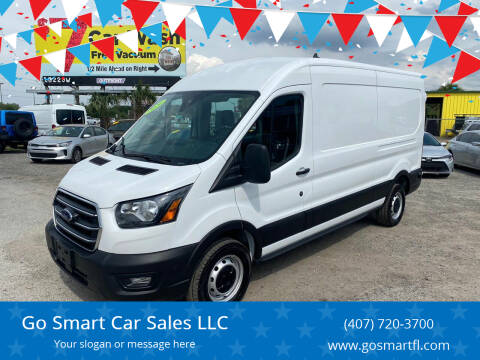 2020 Ford Transit Cargo for sale at Go Smart Car Sales LLC in Winter Garden FL