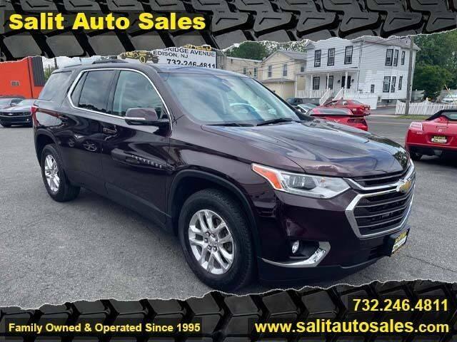 2018 Chevrolet Traverse for sale in Edison, NJ
