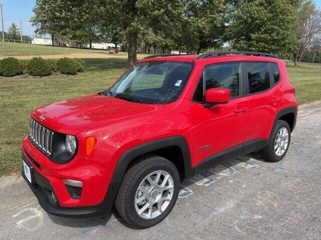 2021 Jeep Renegade for sale in Higginsville, MO