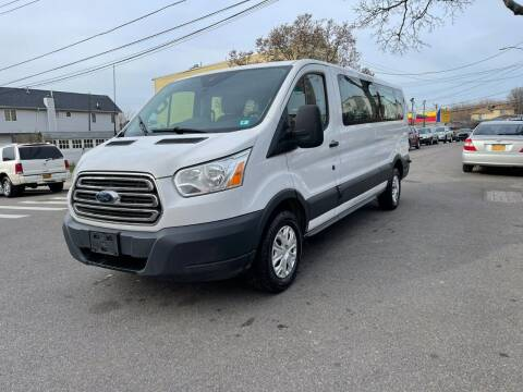 2016 Ford Transit Passenger for sale at Kapos Auto, Inc. in Ridgewood, Queens NY