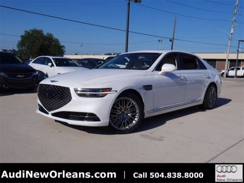 2021 Genesis G90 for sale at Metairie Preowned Superstore in Metairie LA