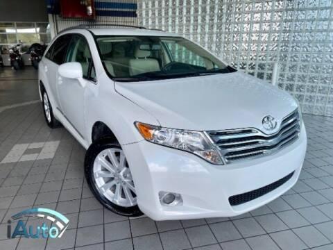 2011 Toyota Venza for sale at iAuto in Cincinnati OH