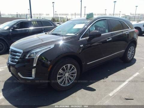 2017 Cadillac XT5 for sale at Ournextcar/Ramirez Auto Sales in Downey CA