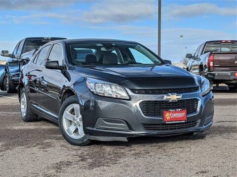 2015 Chevrolet Malibu for sale at Rocky Mountain Commercial Trucks in Casper WY