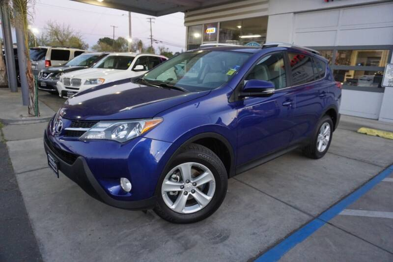 2014 Toyota RAV4 for sale at Industry Motors in Sacramento CA
