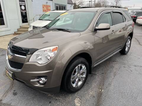 2011 Chevrolet Equinox for sale at Huggins Auto Sales in Ottawa OH