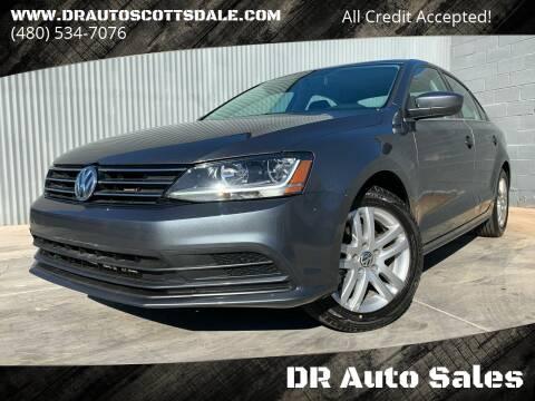 2017 Volkswagen Jetta for sale at DR Auto Sales in Scottsdale AZ