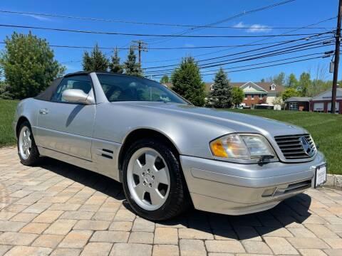 2000 Mercedes-Benz SL-Class for sale at Shedlock Motor Cars LLC in Warren NJ