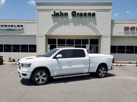 2020 RAM Ram Pickup 1500 for sale at John Greene Chrysler Dodge Jeep Ram in Morganton NC