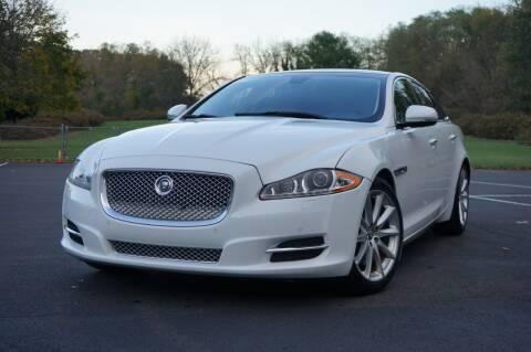 2012 Jaguar XJ for sale at Speedy Automotive in Philadelphia PA